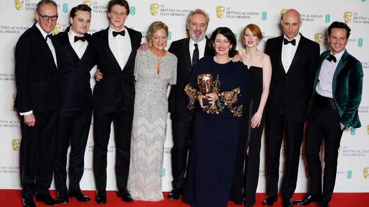 """Rozdanie nagród BAFTA. """"1917"""" wielkim wygranym"""