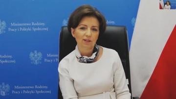 Wyższy zasiłek dla bezrobotnych. Minister w Polsat News potwierdziła kwotę