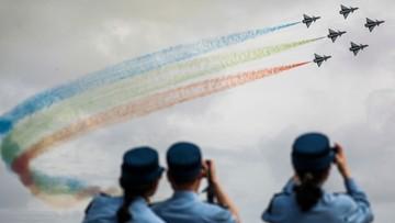 """""""Singapore AirShow"""" w cieniu koronawirusa. Niektórzy zrezygnowali z udziału w pokazie"""