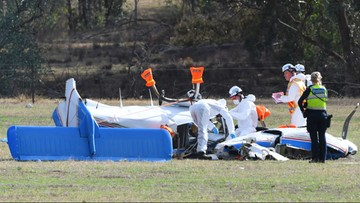 Katastrofa lotnicza w Australii. Samoloty zderzyły się w powietrzu