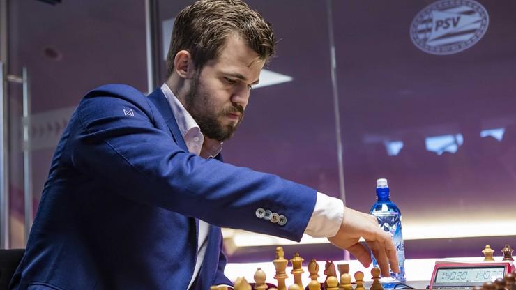 Turniej szachowy w Wijk aan Zee: Szósty remis Dudy, Carlsen śrubuje niesamowity rekord