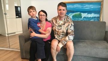 Uciekli do Polski z autystycznym synem. Jest decyzja sądu ws. ściganego małżeństwa