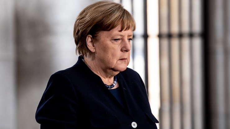 Rosyjscy hakerzy wykradli e-maile kanclerz Merkel