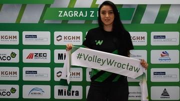 #VolleyWrocław przedłużył umowę z podstawową środkową