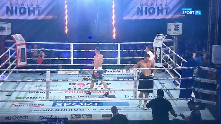 Adrian Szczypior - Viktar Murashkin. Skrót walki