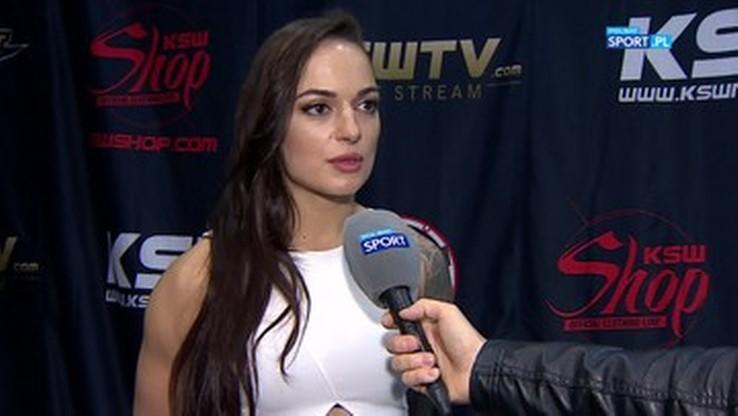 Justyna Haba: Karolina Owczarz na pewno będzie mocną przeciwniczką