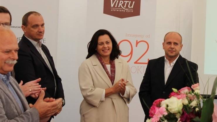 Po tym, jak nie dostała się do Sejmu, miała zażądać stanowiska wiceprezydenta miasta