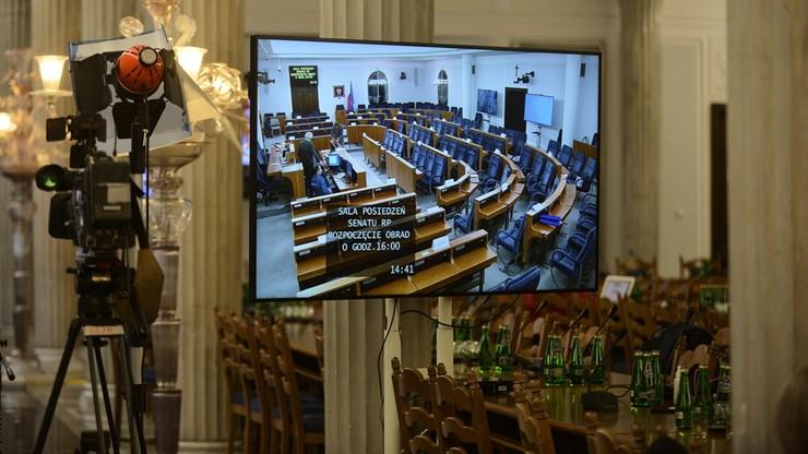 Senat przygotowuje poprawkę dopuszczającą wybory przez internet