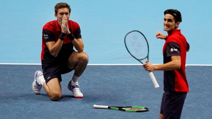 ATP Finals: Pierwszy w karierze triumf francuskiego debla