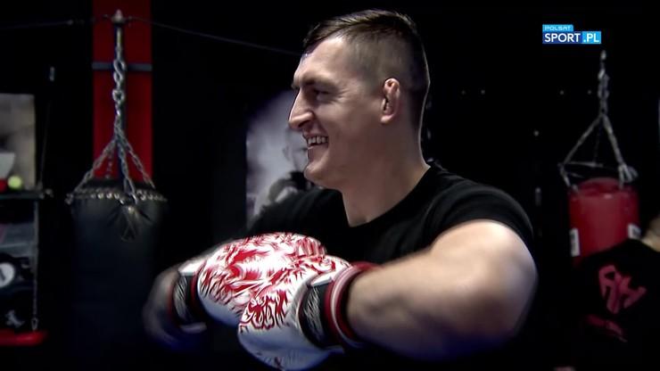 FFF 2. Kostrzewa: Nie skupiam się na popularności. Chcę udowodnić, że jestem zawodnikiem MMA