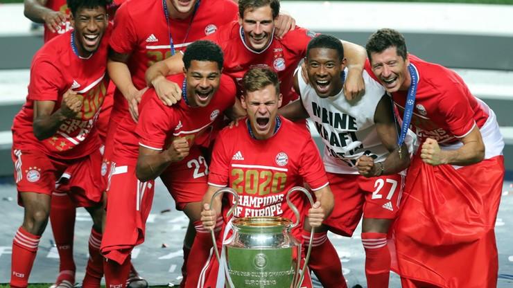 Liga Mistrzów. Niemieckie media: Zasłużona koronacja Bayernu