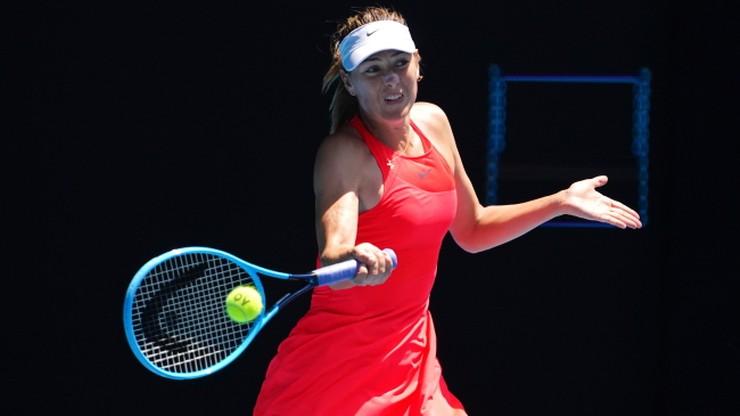 Australian Open: Szarapowa i Konta odpadły po pierwszym meczu