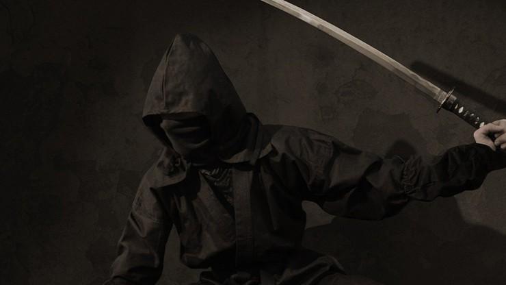 Pierwszy magister studiów... ninja. Uczył się sztuk walki i cichego chodzenia