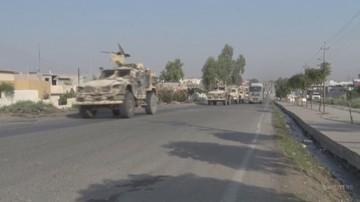 Armia iracka: wojska USA po wycofaniu z Syrii nie mogą pozostać w Iraku