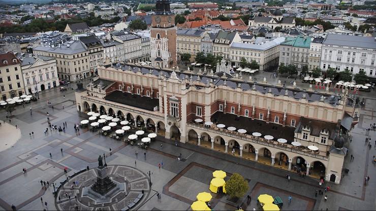 """Kraków w żółtej strefie? """"Dużo na to wskazuje"""""""