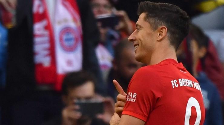 Kolejny rekord Lewandowskiego! Bayern lepszy od ekipy Gikiewicza