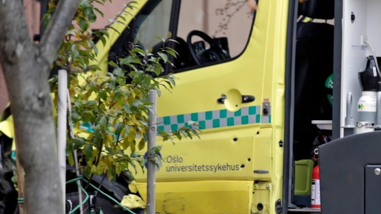 Oslo: nowe fakty o sprawcy, który wjechał w przechodniów. Jako 15-latek napadł na stację paliw