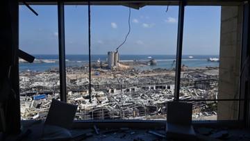 Wybuch w Bejrucie. Wśród ofiar niemiecka dyplomatka