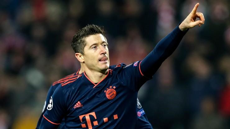 Cztery gole w 15 minut. Lewandowski nie do zatrzymania w Belgradzie