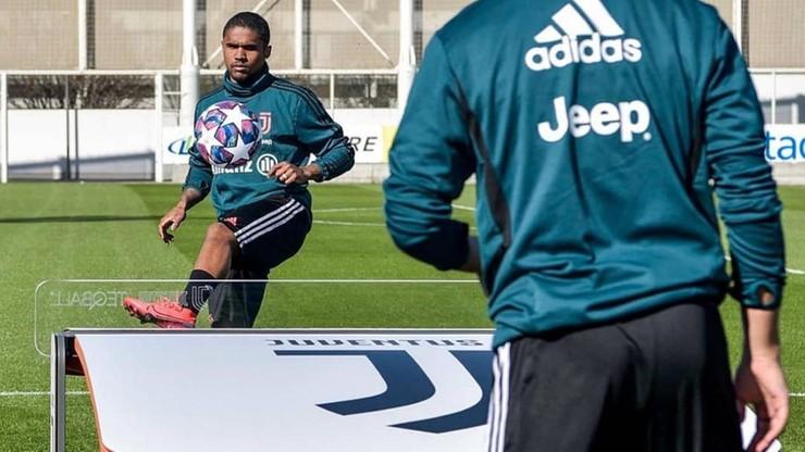 Jak poradzić sobie z kwarantanną? Piłkarze Juventusu znaleźli sposób