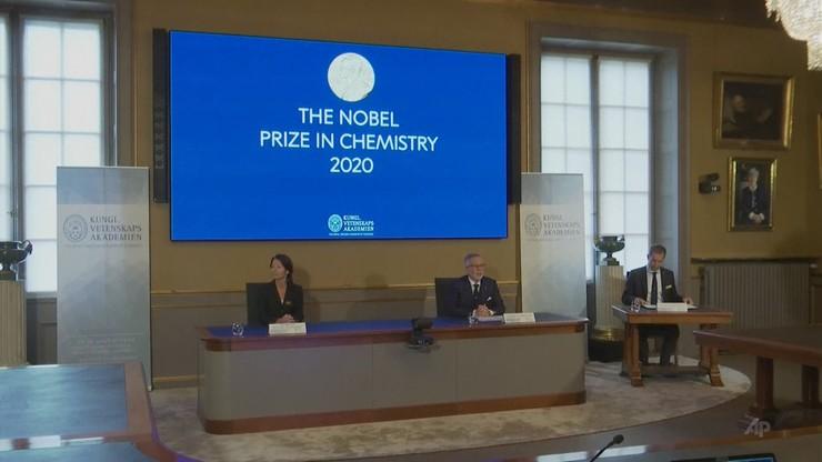 Nobel z chemii. Laureatkami dwie kobiety