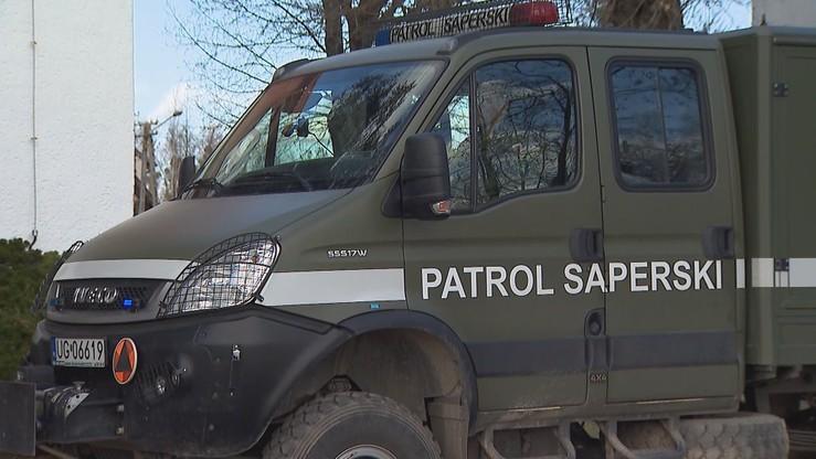 Ewakuacja 2000 osób w Kolnie. Saperzy usunęli dwa niewybuchy z prywatnej posesji