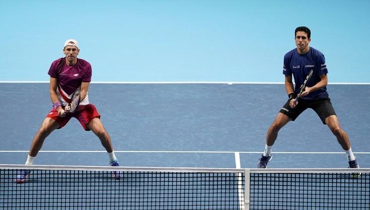 ATP w Kolonii: Finałowa porażka Łukasza Kubota w deblu