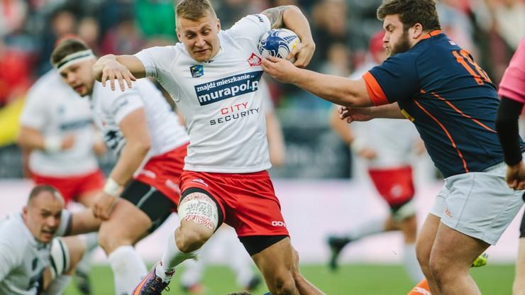 Polska - Niemcy w rugby. Biało-czerwoni chcą sprawić niespodziankę