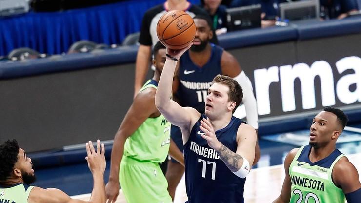 NBA: Doncic z triple-double w Meksyku