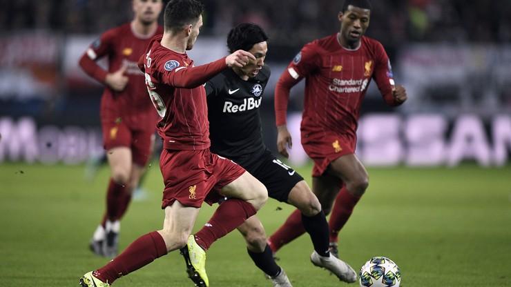 Liverpool wykupi gwiazdę Salzburga! Wykorzysta bardzo niską klauzulę