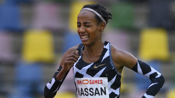 Sifan Hassan pobiła rekord Europy w biegu na 10 000 m