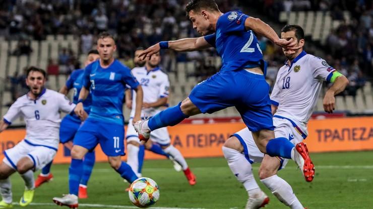 El. Euro 2020: Armenia - Grecja. Relacja i wynik na żywo
