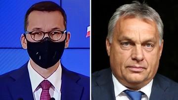 Morawiecki spotka się z Orbanem. Znamy temat rozmowy