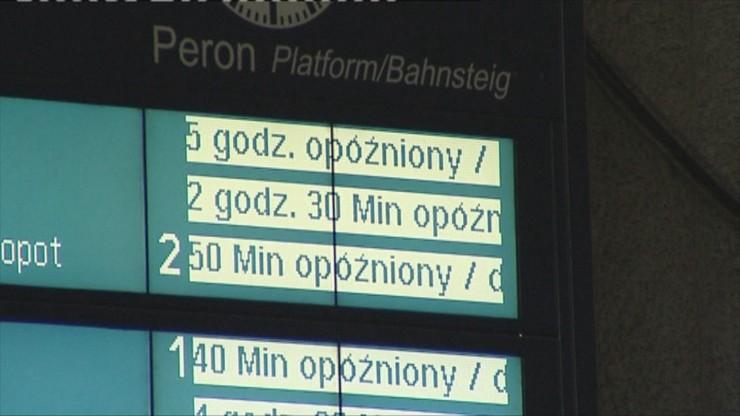 Opóźniony pociąg? PKP wyśle ci powiadomienie