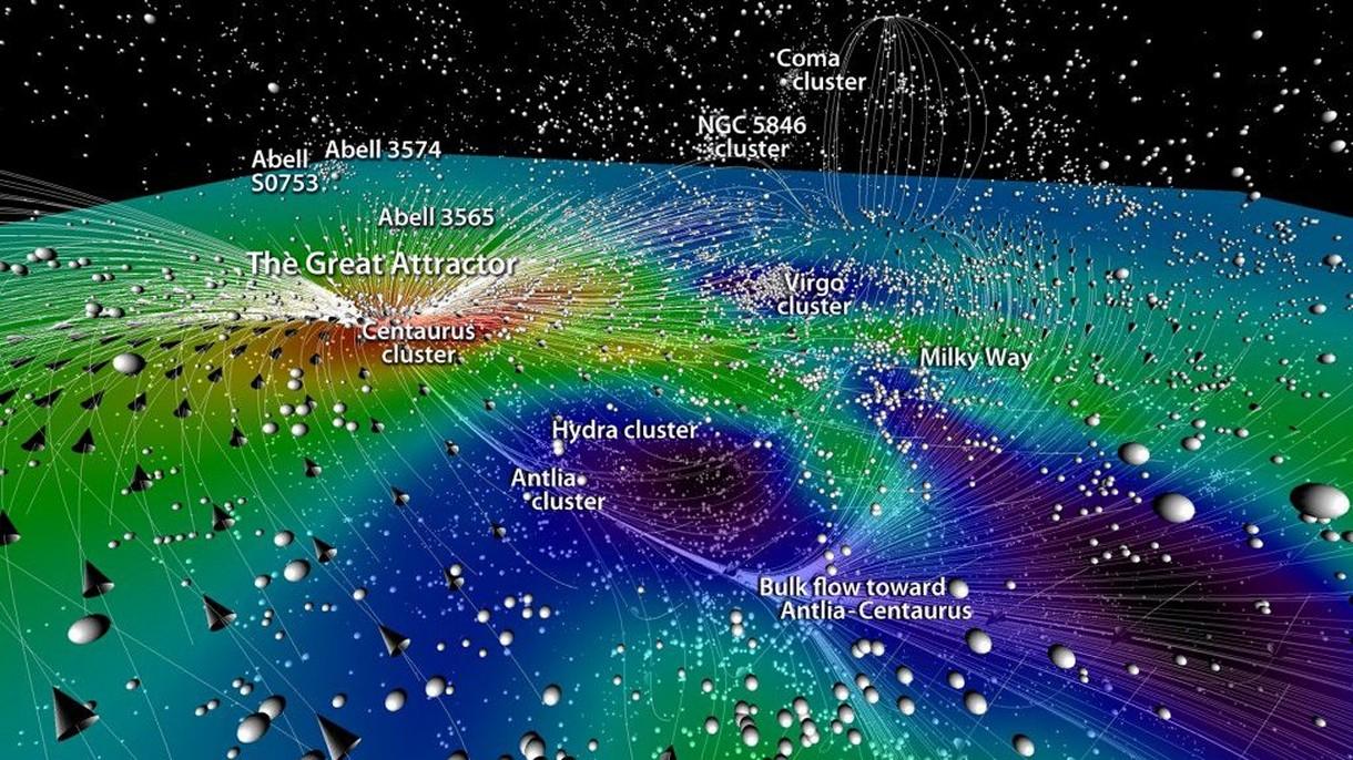 4 miliony galaktyk na największej w historii mapie 3D Wszechświata [FILM]