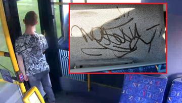 Wsiadł do autobusu po to, by go zniszczyć. Otrzymał szansę od przewoźnika