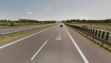 Pechowy piątek na S7. Trzy wypadki z udziałem 13 aut