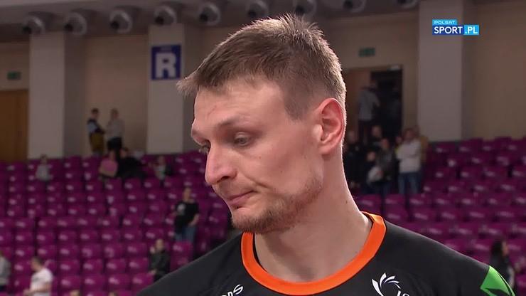 Gladyr: Verva Warszawa wygrała zasłużenie