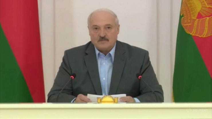 """Urodziny Łukaszenki. Putin złożył mu """"ciepłe życzenia"""""""
