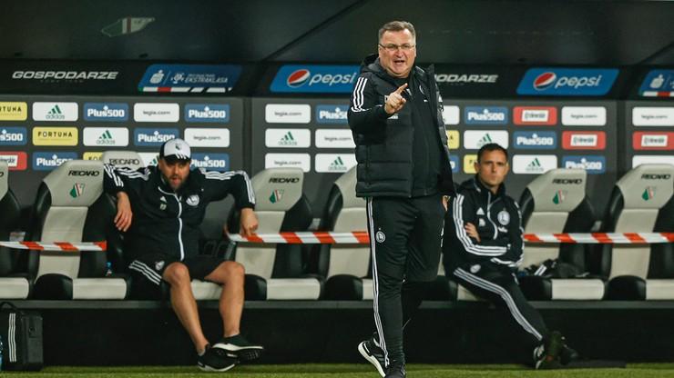 Czesław Michniewicz odejdzie ze stanowiska po meczu z Bułgarią