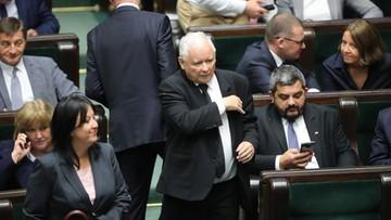 15 posłów PiS zawieszonych. To efekt nocnego głosowania