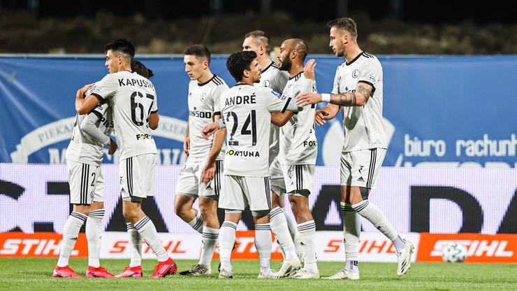 Z kim może zagrać Legia? Poznaliśmy potencjalnych rywali w 4. rundzie eliminacji Ligi Europy!