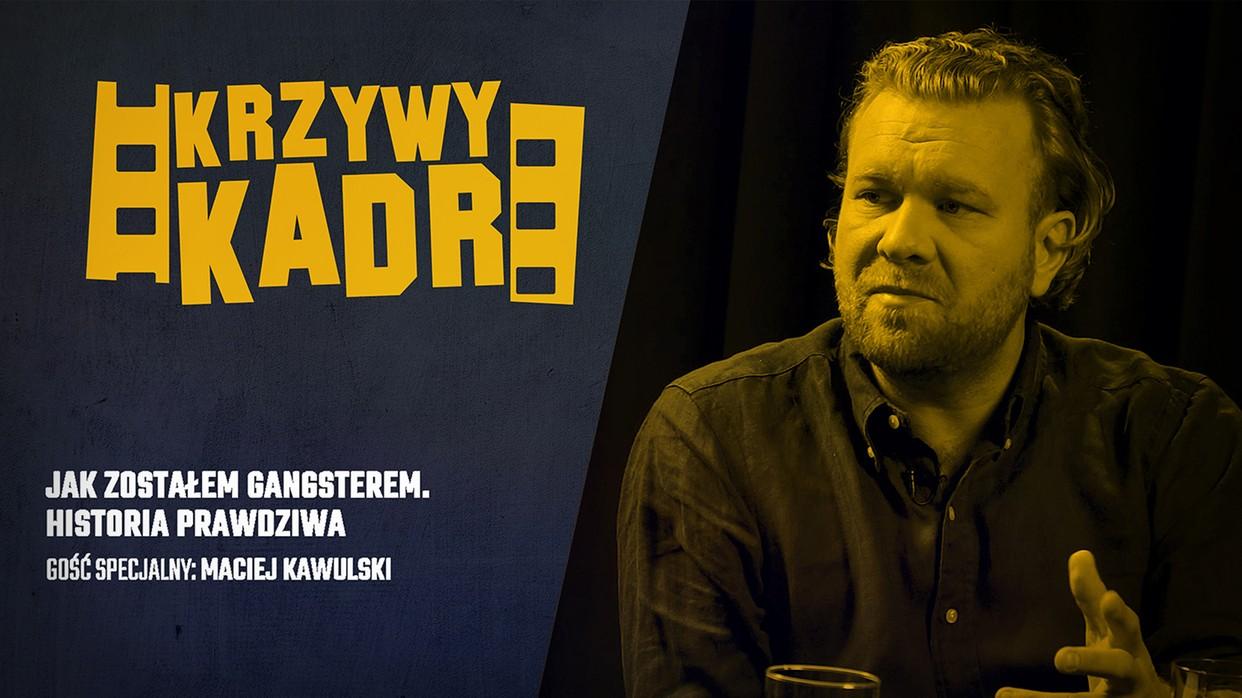 """Wystartował """"Krzywy kadr"""" w IPLI. Gościem Maciej Kawulski"""