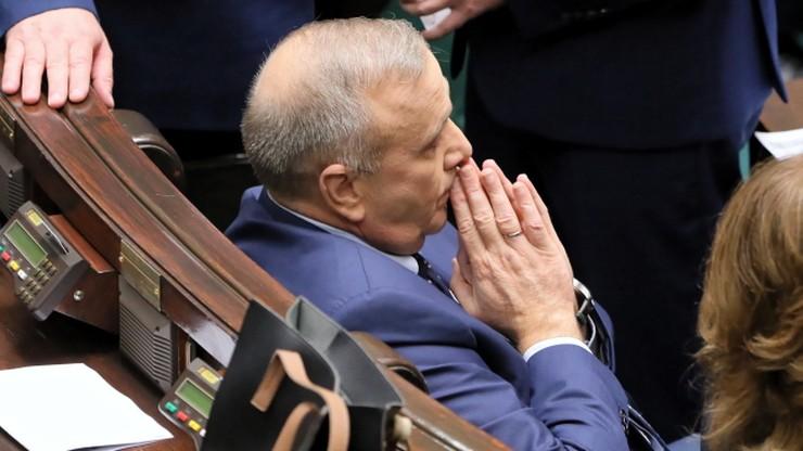 Schetyna: kandydat na marszałka Senatu będzie ustalony z innymi partiami opozycyjnymi