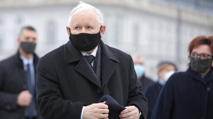"""""""Udało się zdobyć wszystko, co było możliwe"""". Kaczyński podsumował szczyt UE"""