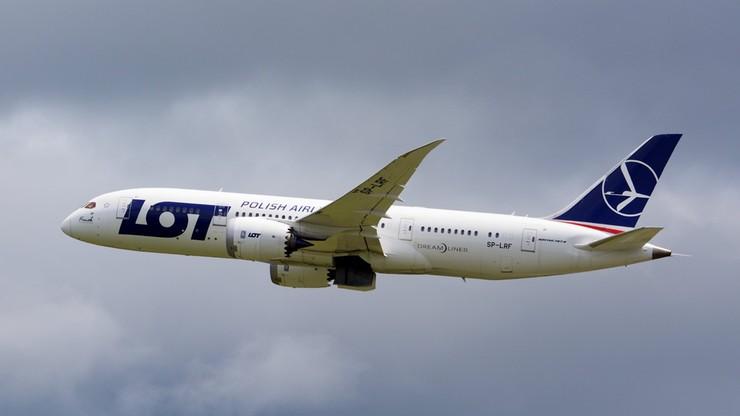 LOT zawiesza połączenia z Chinami. Do Pekinu poleci jeszcze jeden samolot