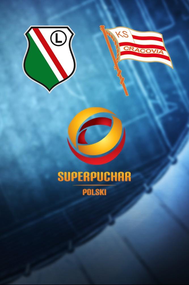 2020-08-07 Mecz o Superpuchar Polski: Legia Warszawa - Cracovia - Polsat.pl