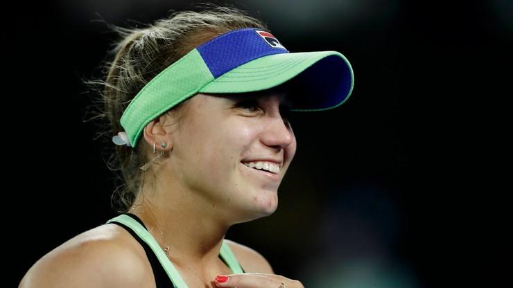 WTA w Lyonie: Triumf najwyżej rozstawionej Kenin