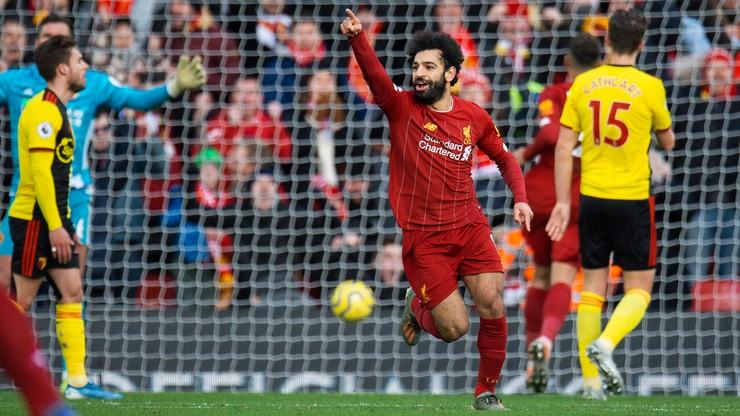 Liverpool nie zwalnia tempa. Watford pokonane