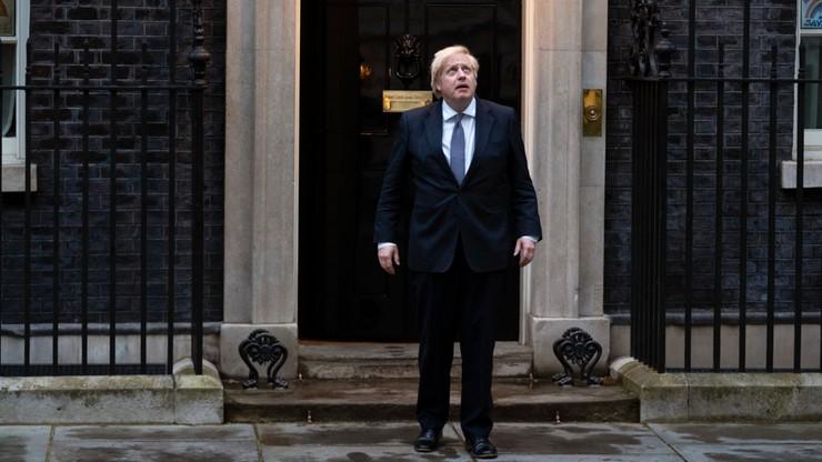 Powstał plan na wypadek śmierci Borisa Johnsona